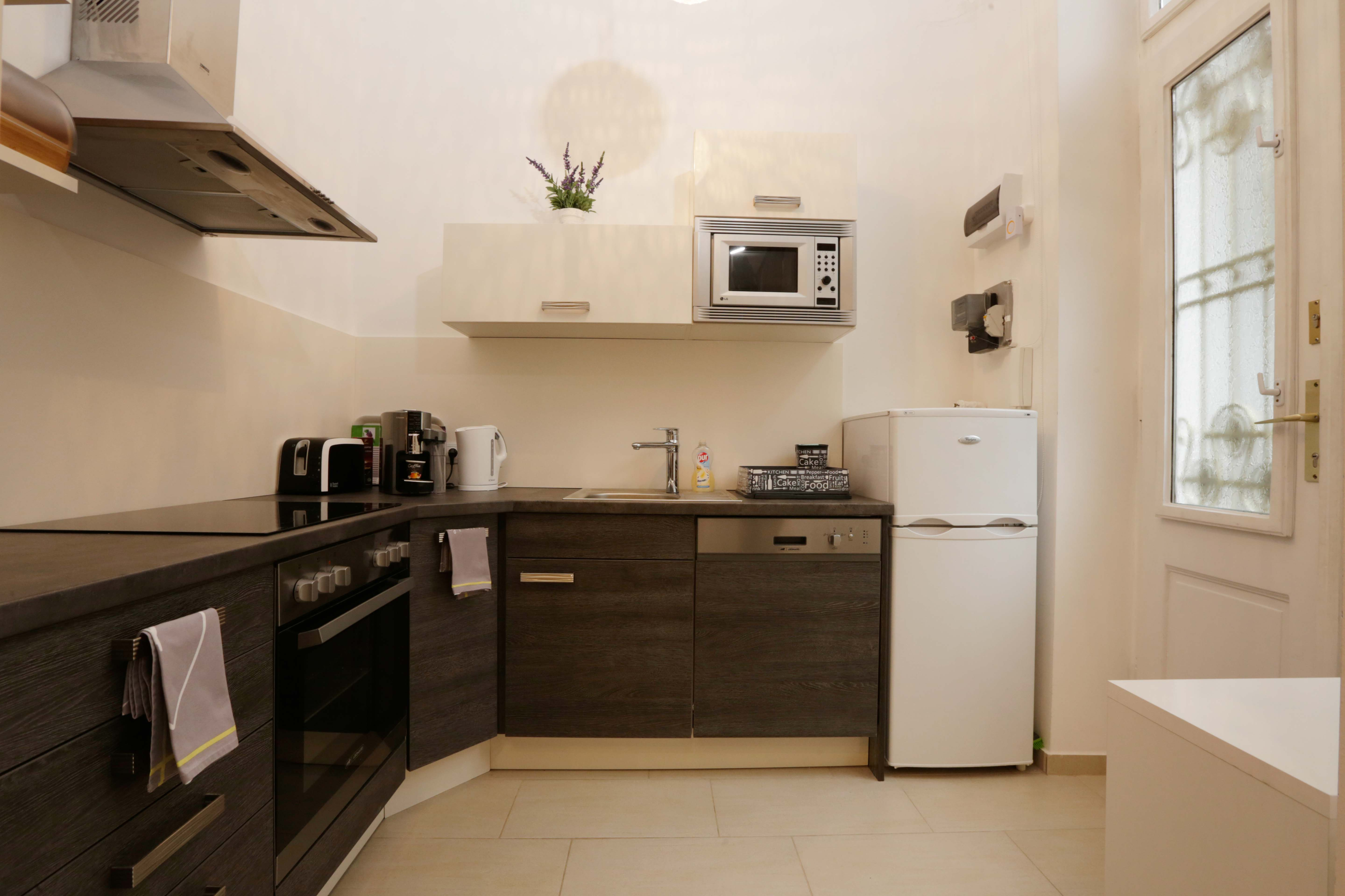 Aparment Tulpe 1 4 Guests Budapest Apartments